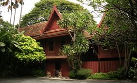 Maison Jim Thompson - voyage Asie