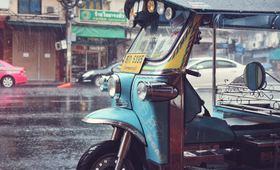 Tuk Tuk - voyage Thailande