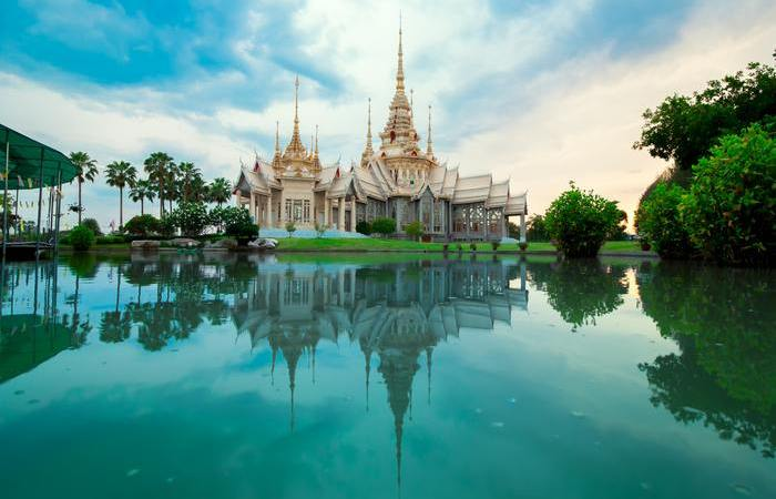 Wat Mahawiharn Nakhon Ratchasima