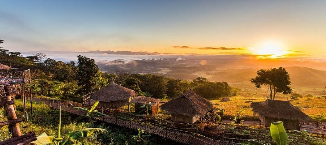 Paysages Nord Thaïlande Chiang Mai