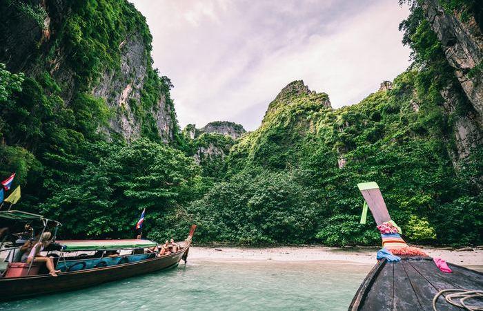 De Phuket à Krabi - Asie Online