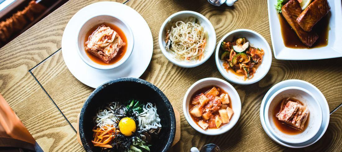 Cuisine traditionnelle coréenne Corée Sud