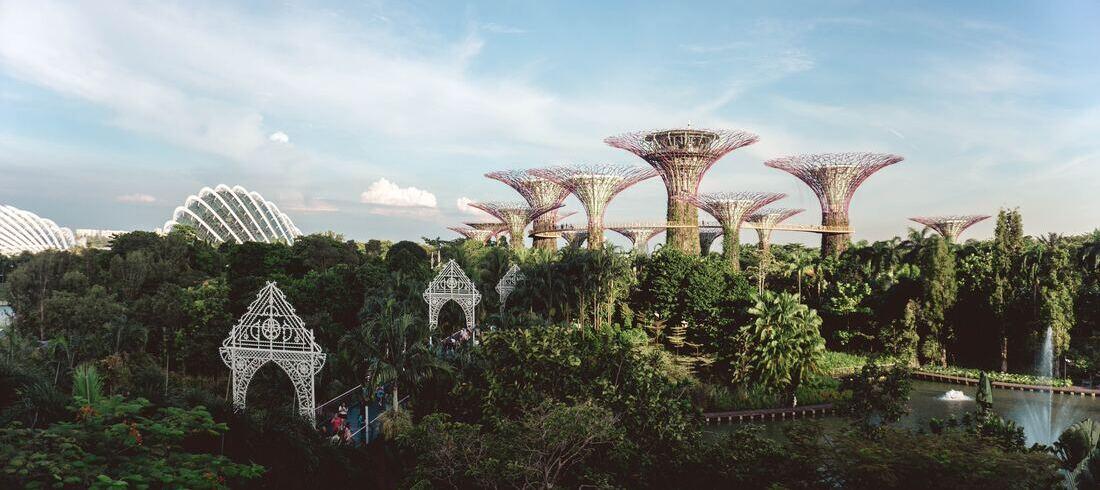 Garden by the Bay - voyage Malaisie