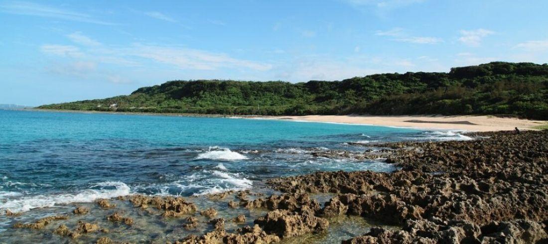 Kenting plage eau turquoise