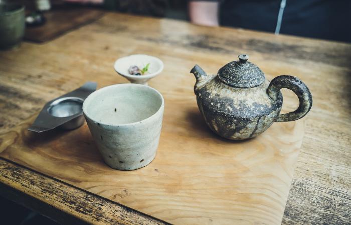 Premiers pas au Japon - L'instant thé - Asie Online