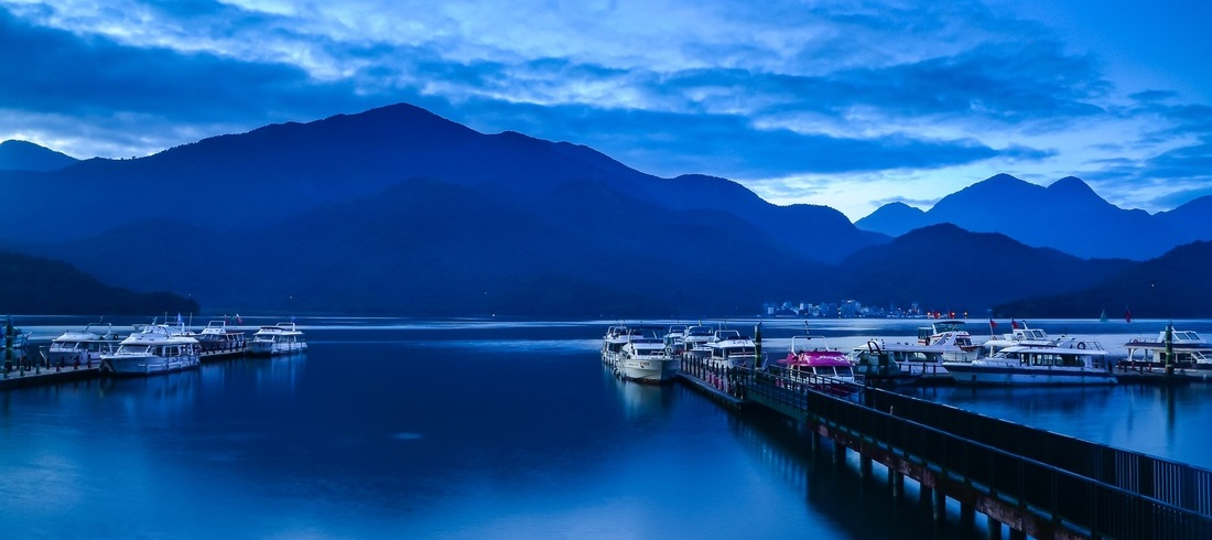 Sun Moon Lake - voyage Taiwan
