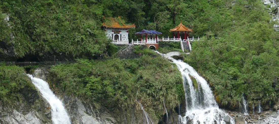 Gorges de Taroko - voyage Taiwan