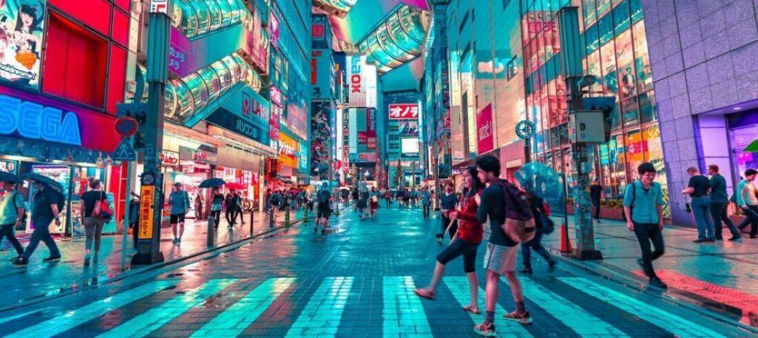 Tokyo - Voyage au Japon