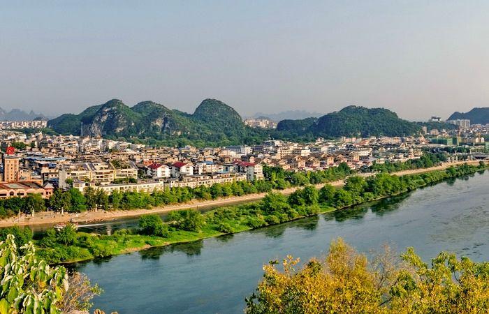 Guilin Chine Yangshuo