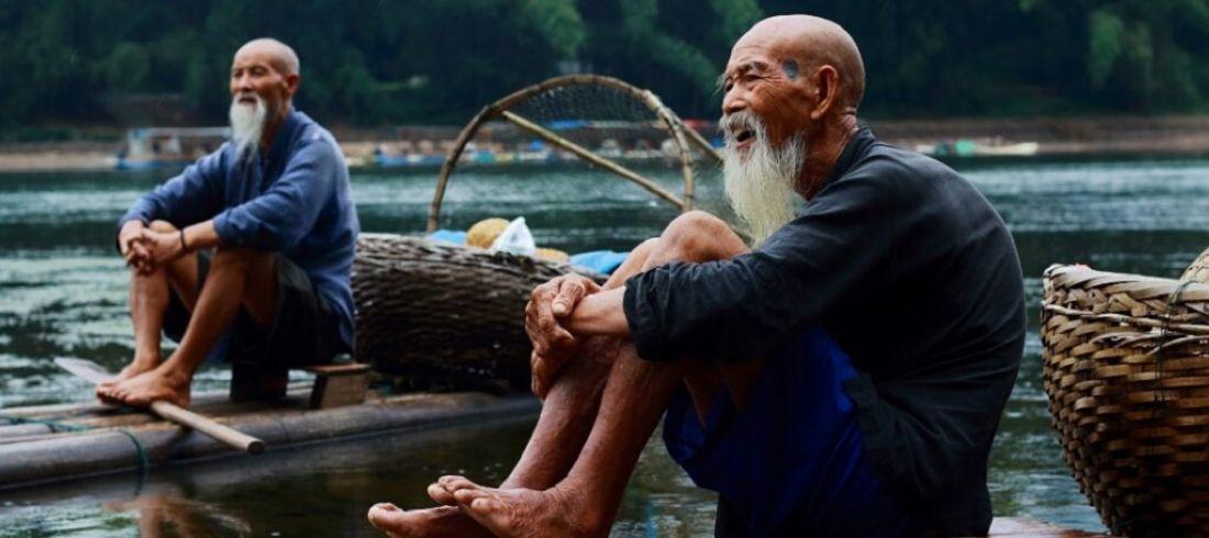Yangshuo pêcheurs Chine - Asie Online