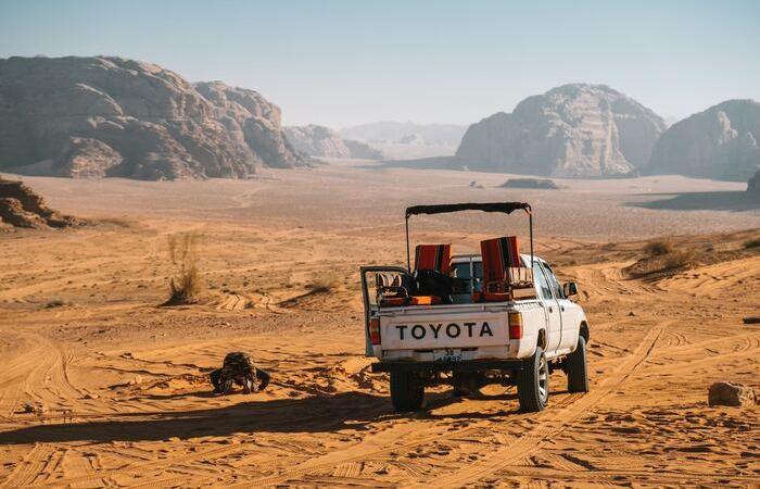 Autotour en Jordanie - Asie Online