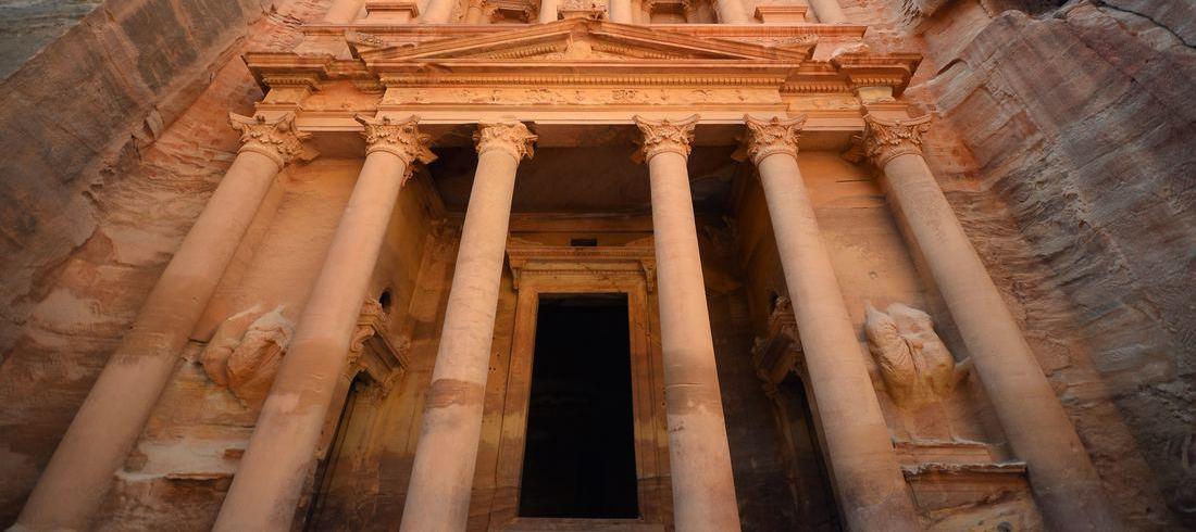 Petra - voyage Jordanie