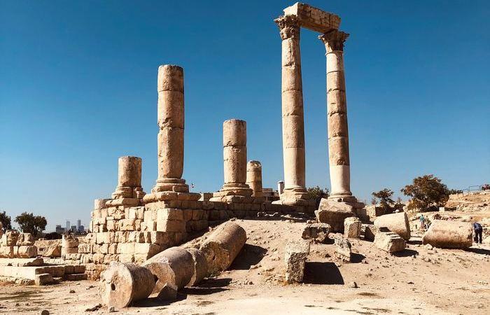 Histoire et culture en Jordanie - Asie Online