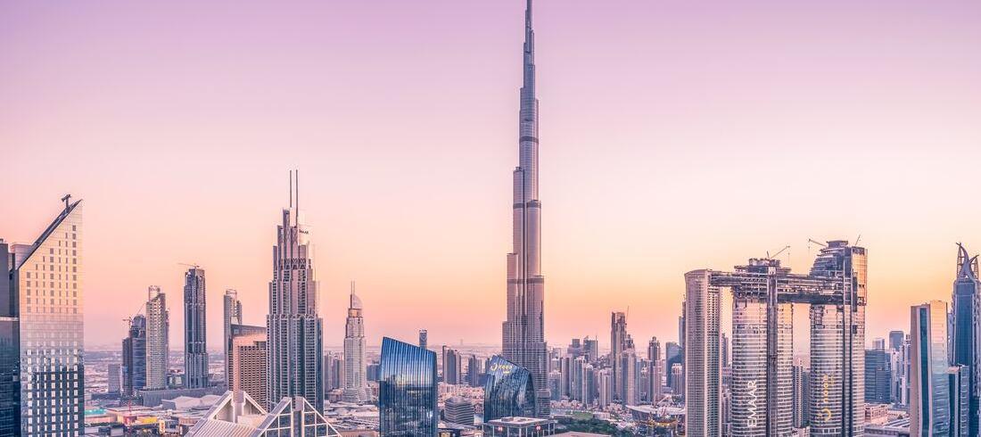 Burj Khalifa - voyage Emirats Arabes Unis