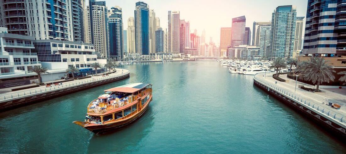Croisière Dubaï - voyage Emirats Arabes Unis