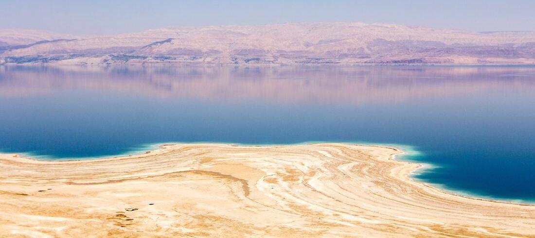 Mer Morte - voyage Jordanie