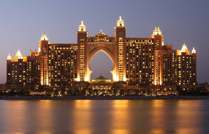 Hotel Atlantis The Palm Dubaï