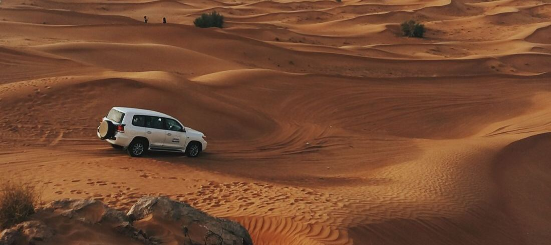 Safari dans le désert - voyage Emirats Arabes Unis