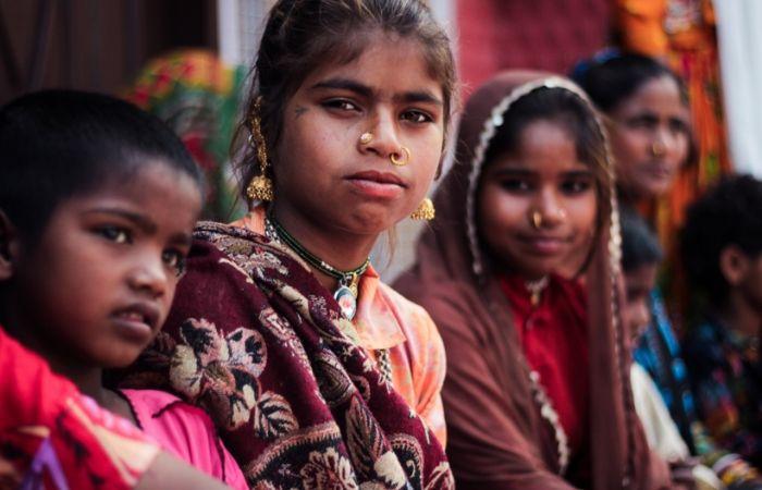 Enfants - Soutien d'une école de rue à Jaipur - Asie Online