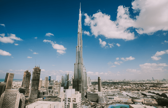 Exposition universelle Dubai Burj Khalifa