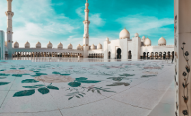 Excursion à Abu Dhabi - ASIE ONLINE