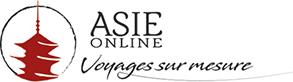 Asie Online logo texte