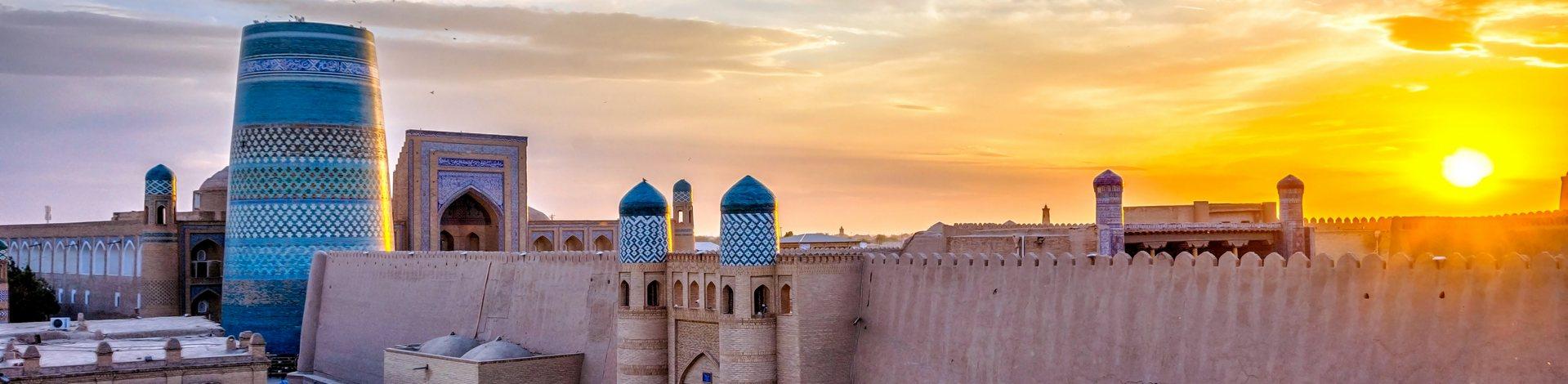 Grand tour de l'Ouzbékistan