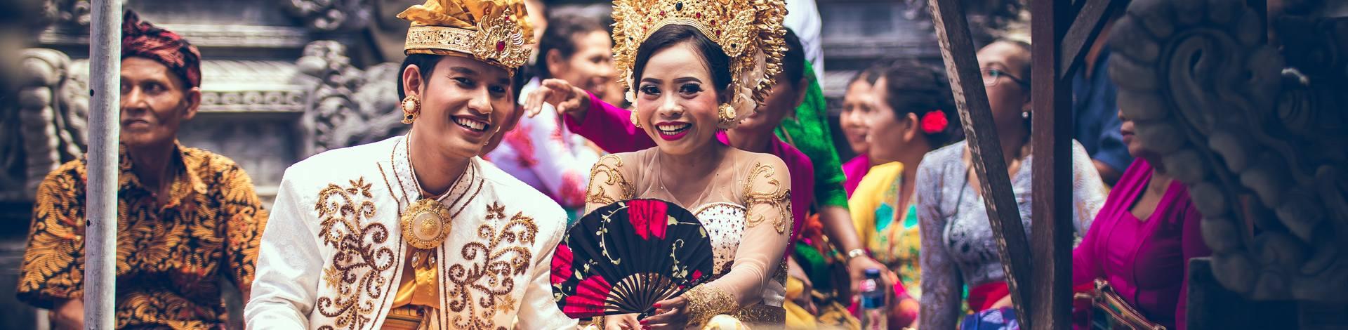 Voyage noces mariage traditionnel Lune miel Bali Lombok