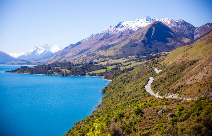 Lac Nouvelle-Zélande camping-car - Asie Online