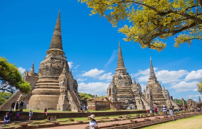 Ayutthaya site archéologique Unesco