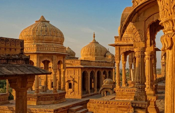 Bada Bagh Jaisalmer Rajasthan