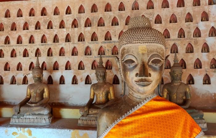 Bouddha Vientiane Temple