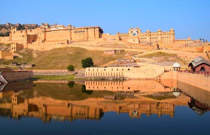 Fort Amber Rajasthan Jaipur Maharadjas