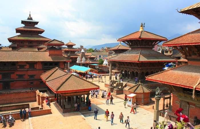 Katmandou Patan Durbar Square