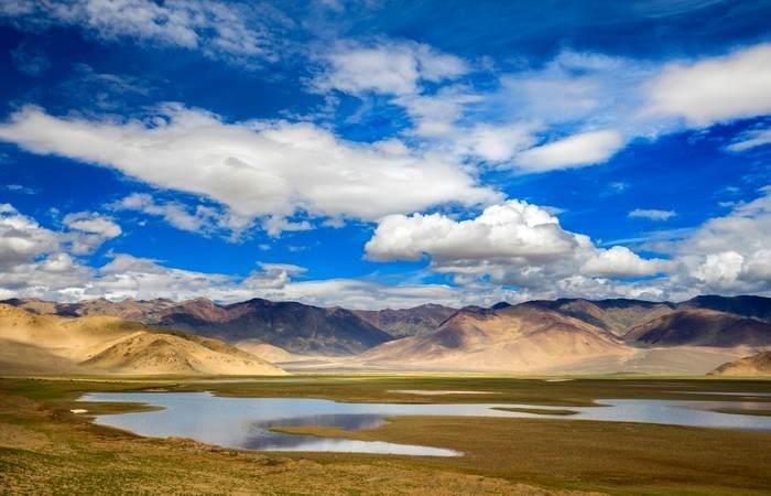 Ladakh paysages grandioses montagnes Inde