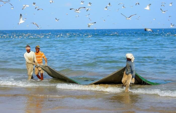 Pêcheurs Oman