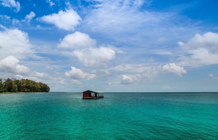 Phu Quoc île mer turquoise baignade
