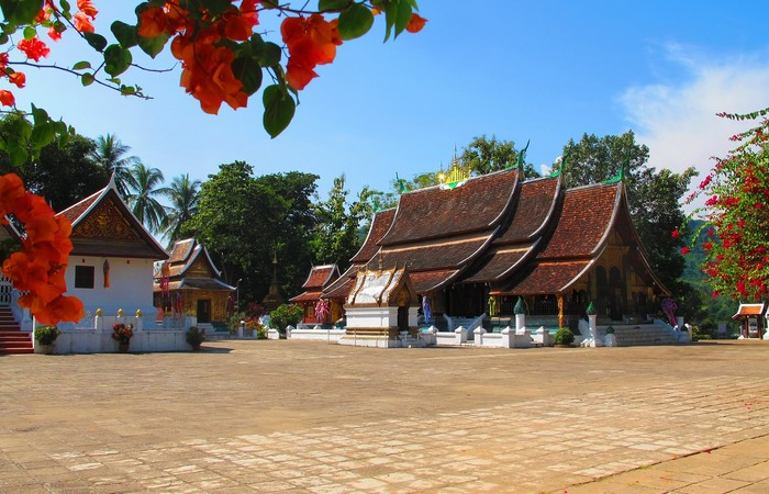 Wat Xieng Thong Luang Prabang