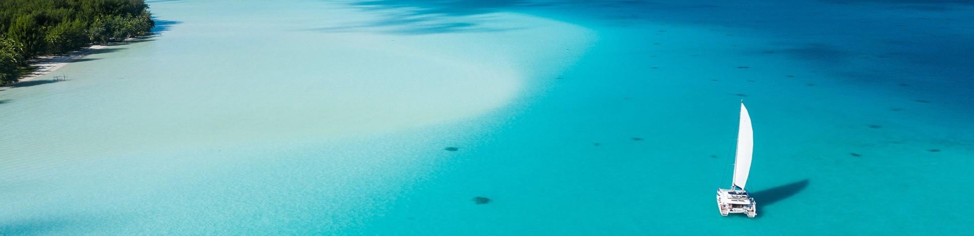 Archipels Cruises catamaran voile Polynésie Française