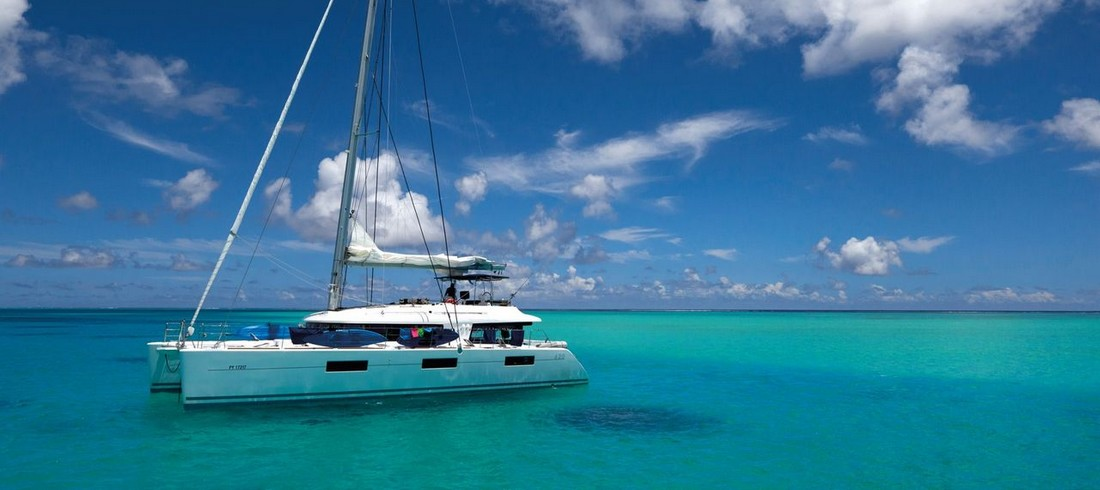 Catamaran Archipels Cruises Polynésie croisière