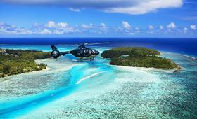 Hélicoptère Moorea