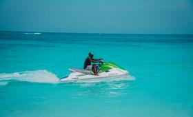 Jet ski Moorea Polynésie
