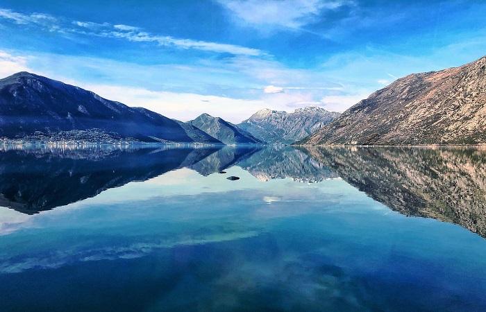 montenegro lac montagnes