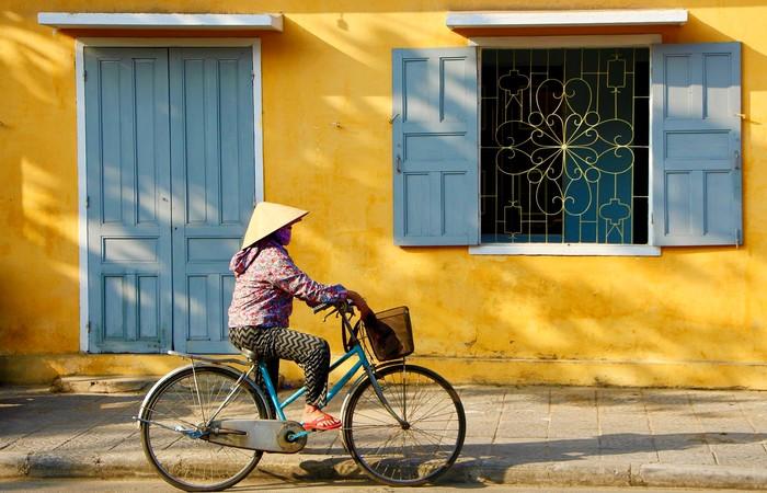 Hoian vélo vieille ville - Asie Online