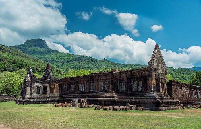 Wat Phu Champassak temple préangkorien Laos